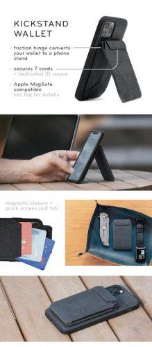 Peak Design Kickstand Wallet Adapter