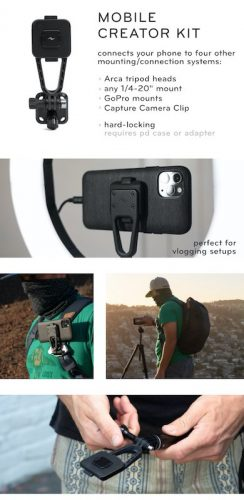 Peak Design Creator Kit Adapter